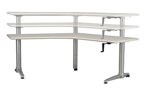 Adjustable Height Office table in Houston