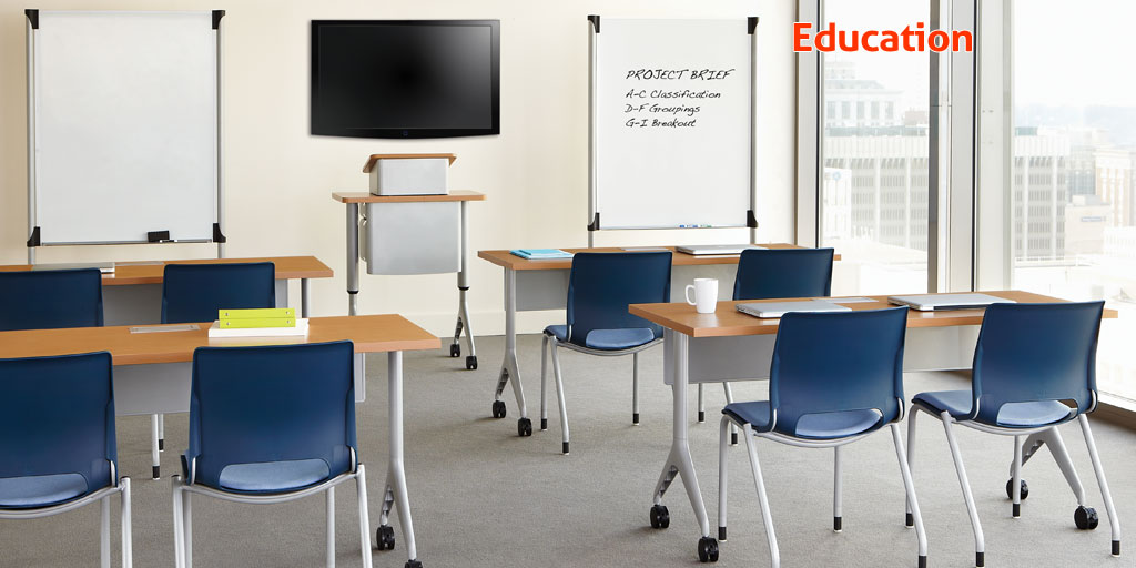 Office Furniture For The Education Market