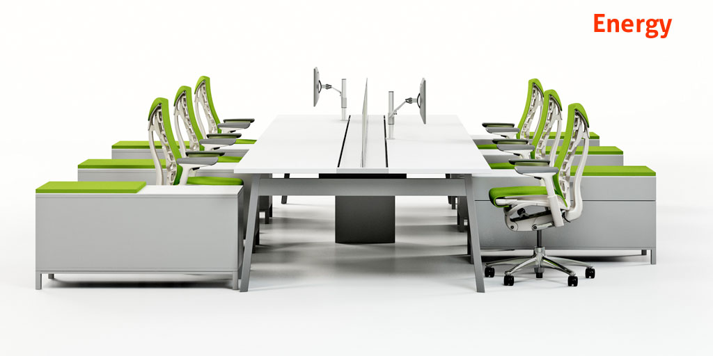 Energy Trader Office Furniture