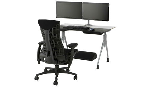 Ergonomic Products Houston Ergonomic Keyboard Monitor Arms
