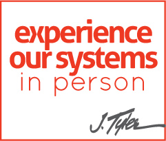 experience our systems