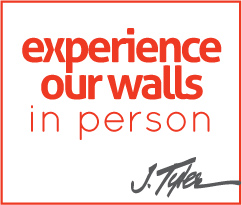 experience our wall in person