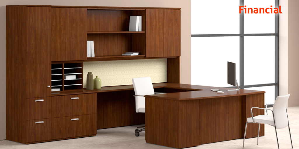 Office Furniture For The Financial Market and Bank Furniture