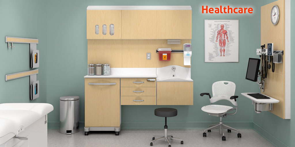 Healthcare and Medical Furniture