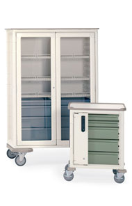 healthcare mobile storage in houston