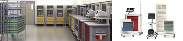 Houston Medical Storage Furniture