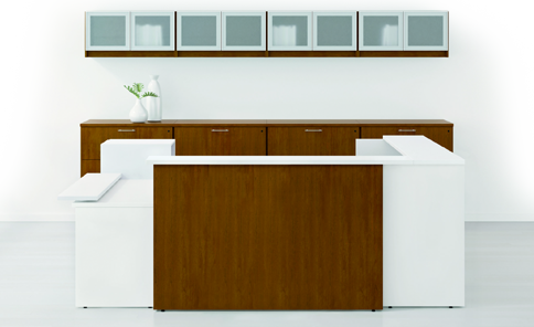 Reception furniture in Houston