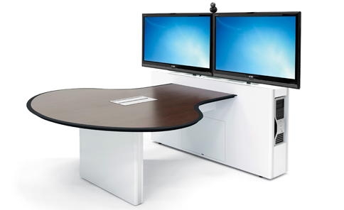 Video Conference furniture in Houston