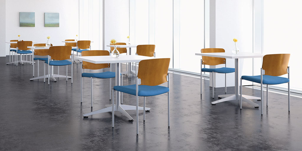 Houston Office Cafe Tables