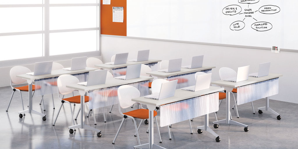 Houston Office Training Tables