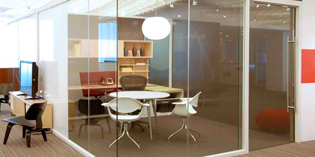 Houston Office Modular Walls