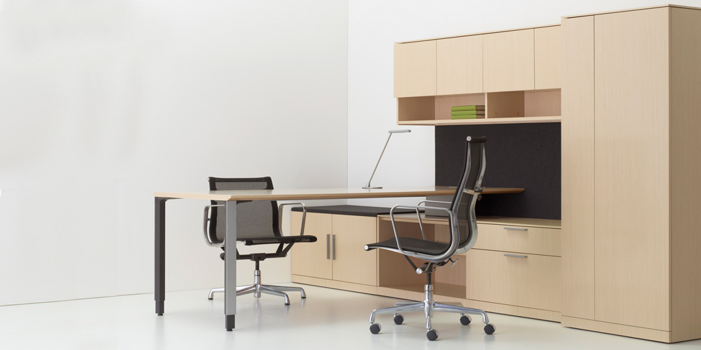 Houston Office Furniture Desks and Private Offices