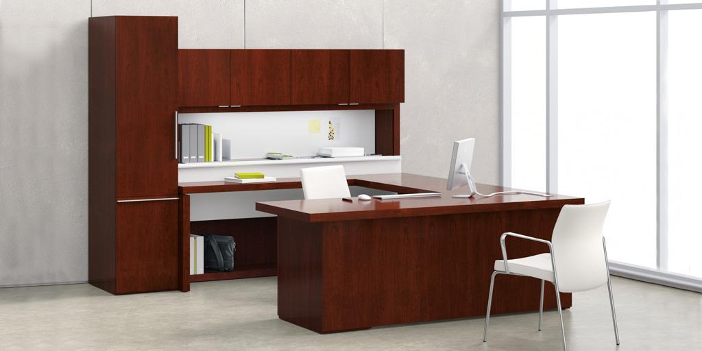 Herman Miller Desk | Office Desk Houston | Private Office Desk Houston